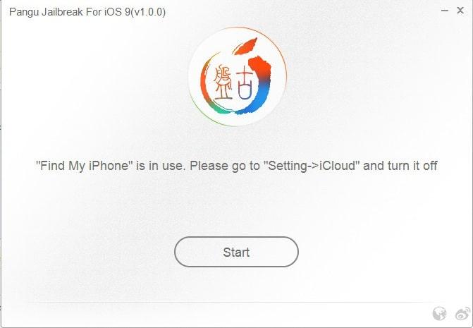 Pangu iOS 9 paso 3