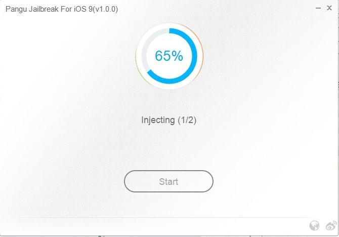 Pangu iOS 9 paso 5