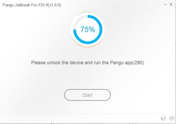Pangu iOS 9 paso 6