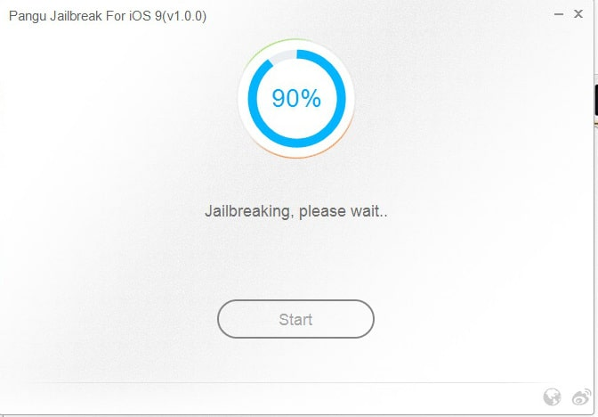 Pangu iOS 9 paso 8