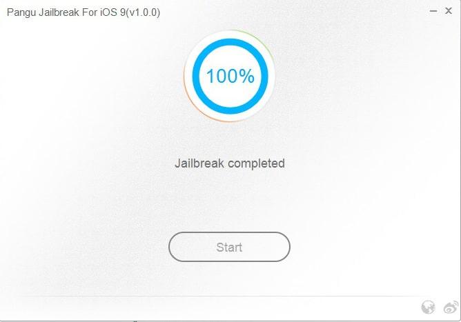 Pangu iOS 9 paso 9