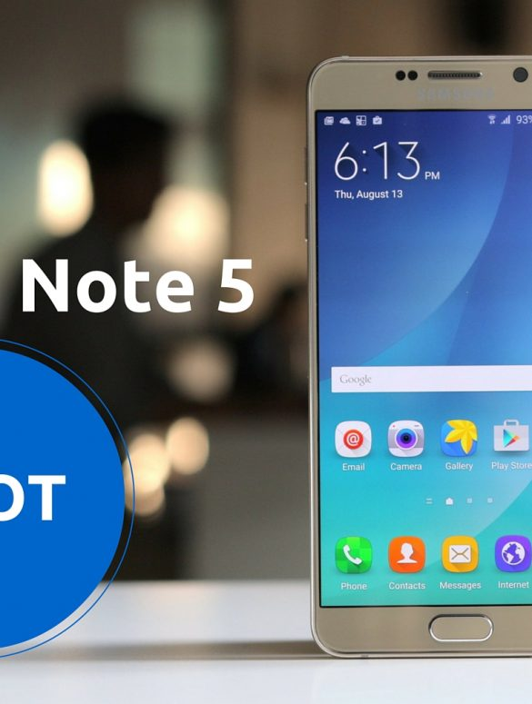 Samsung Note 5 Root