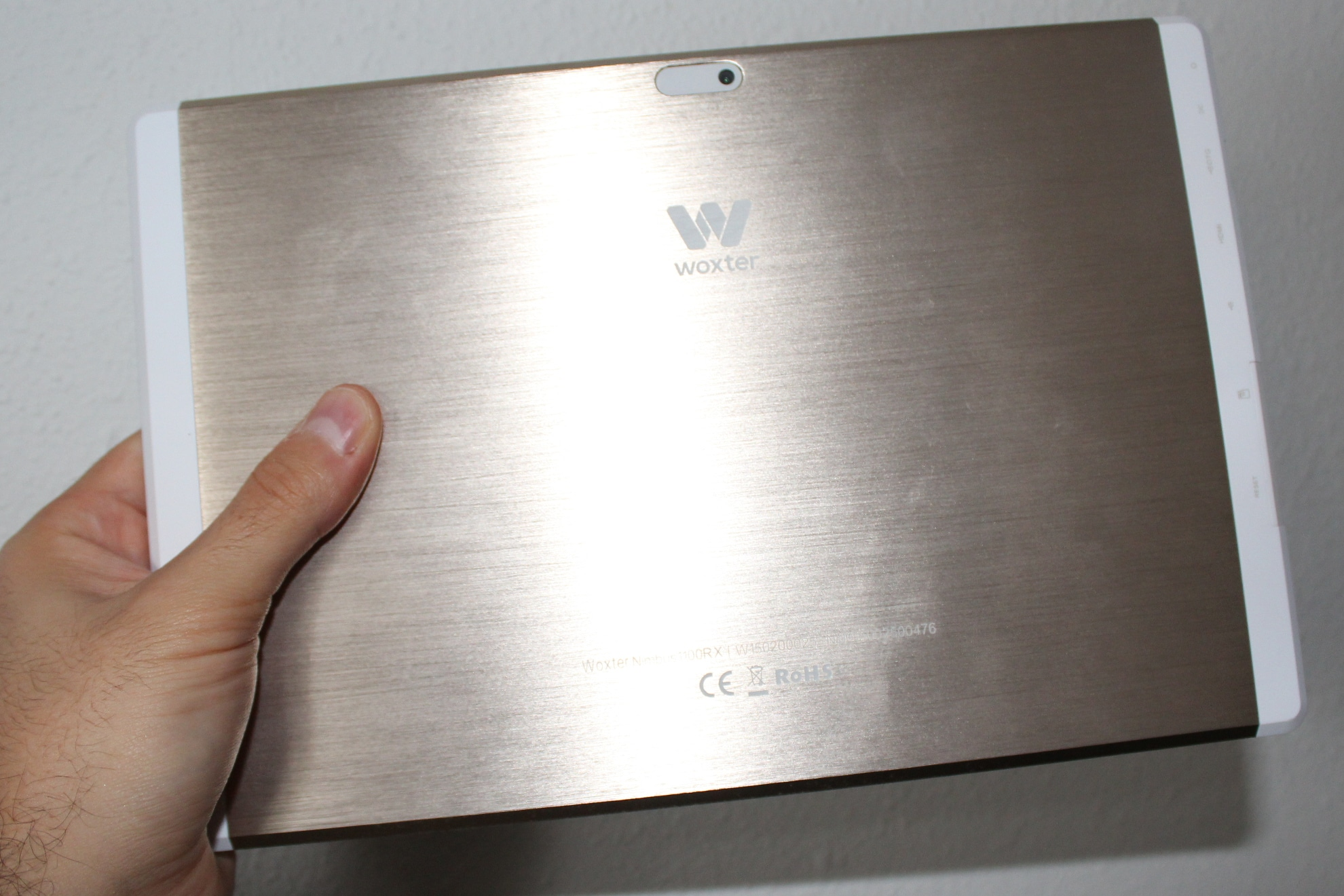 Woxter Nimbus 1100 RX Dorada