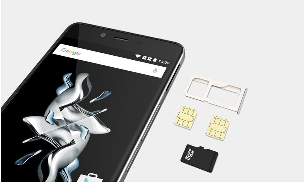 OnePlus X conectividad