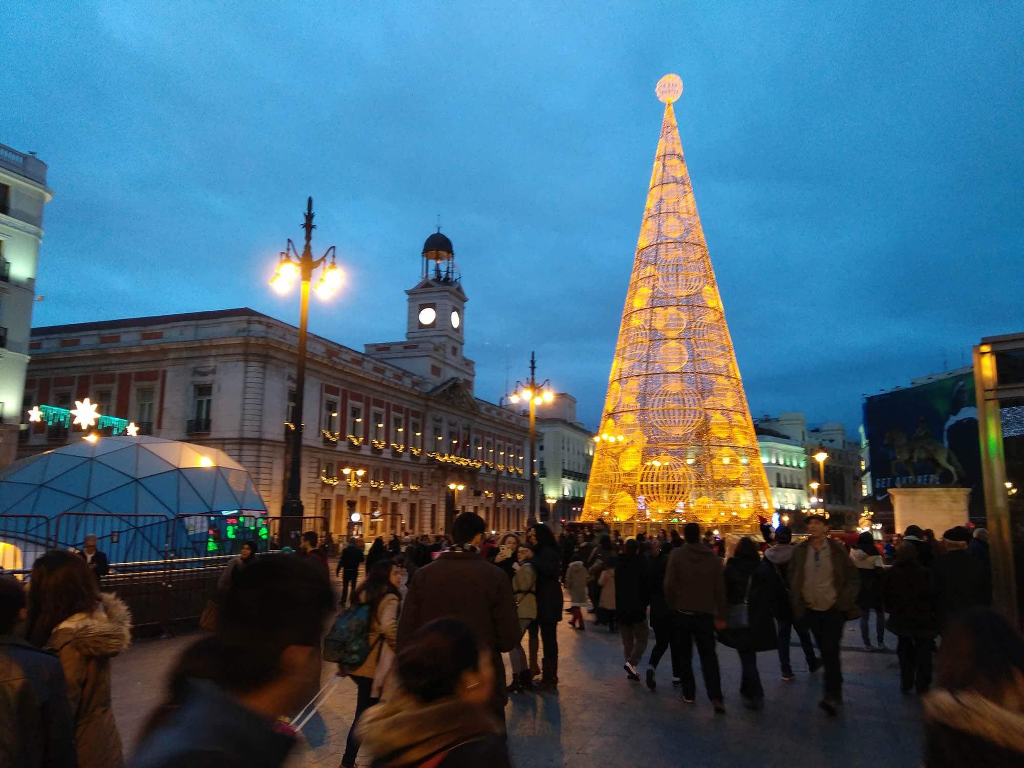 Madrid Sol Aquaris X5
