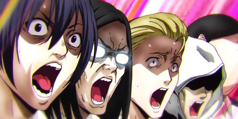 TOP 10 mejores animes de 2015