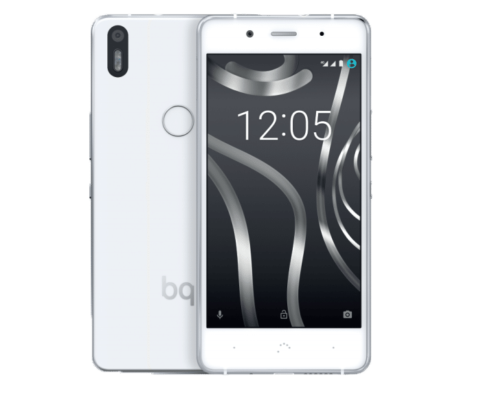 Aquaris X5 Plus