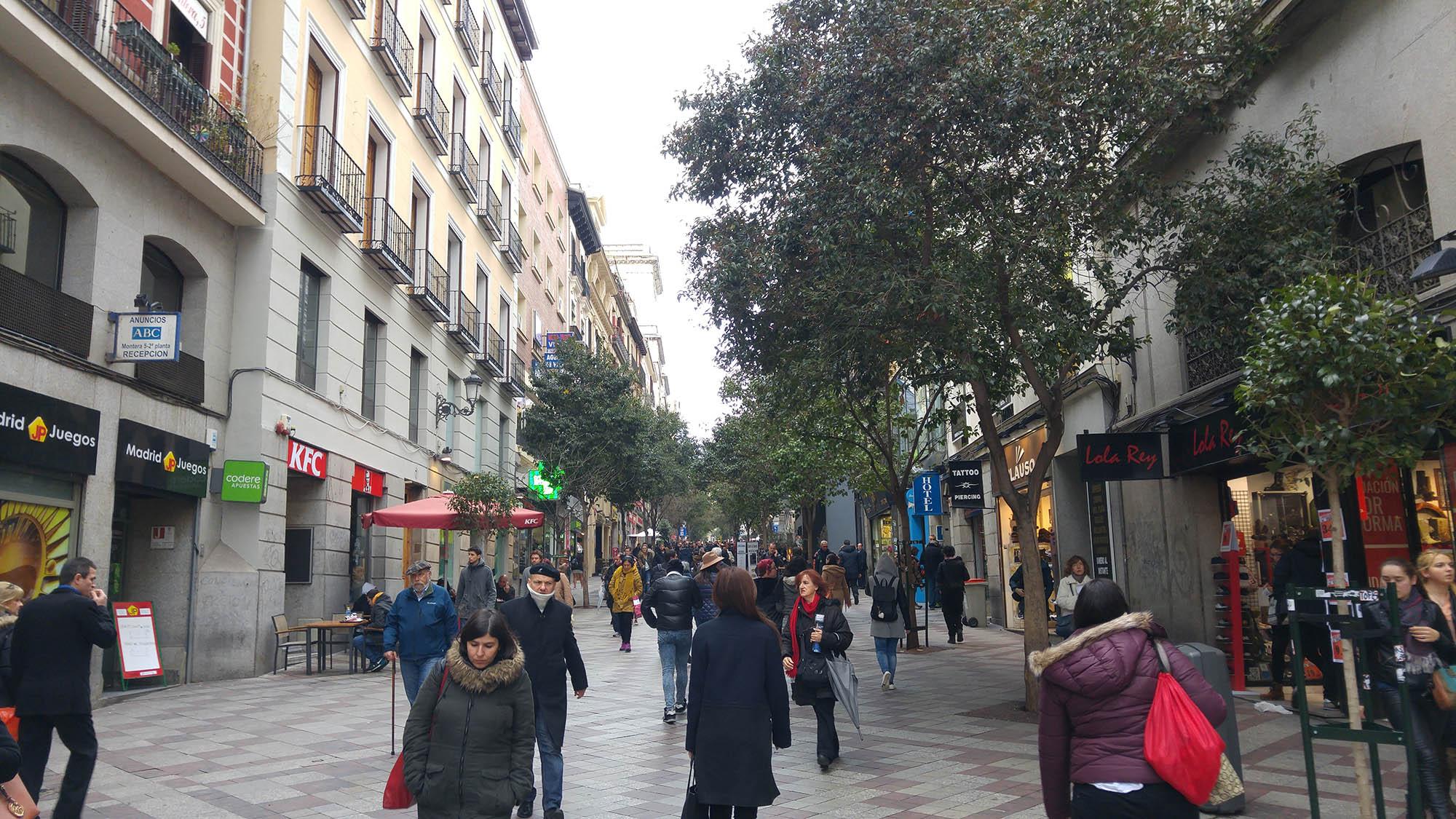 LG G4 Madrid