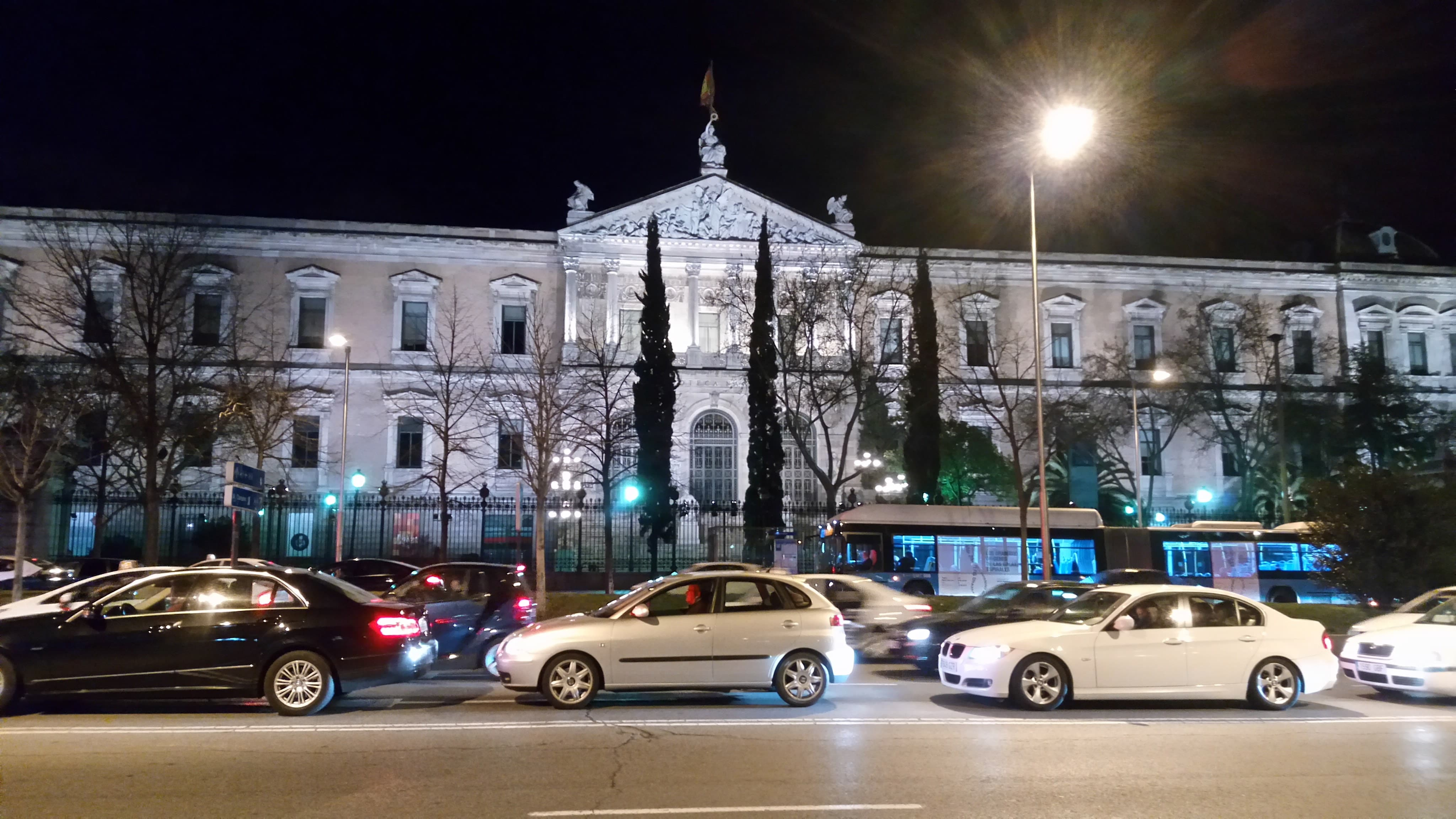 Biblioteca Nacional Wiko Fever