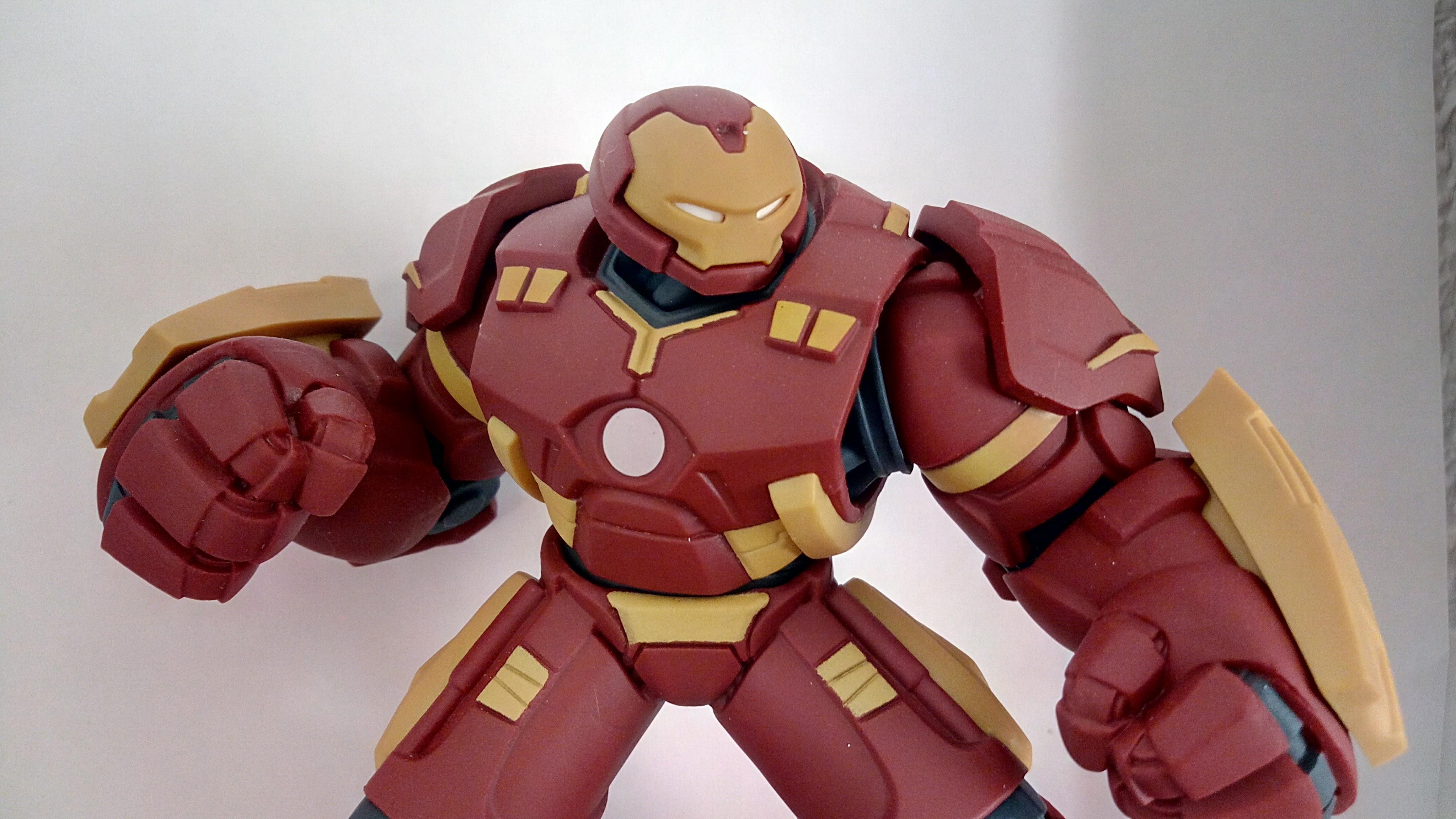 Hulkbuster Infinity NewEsc