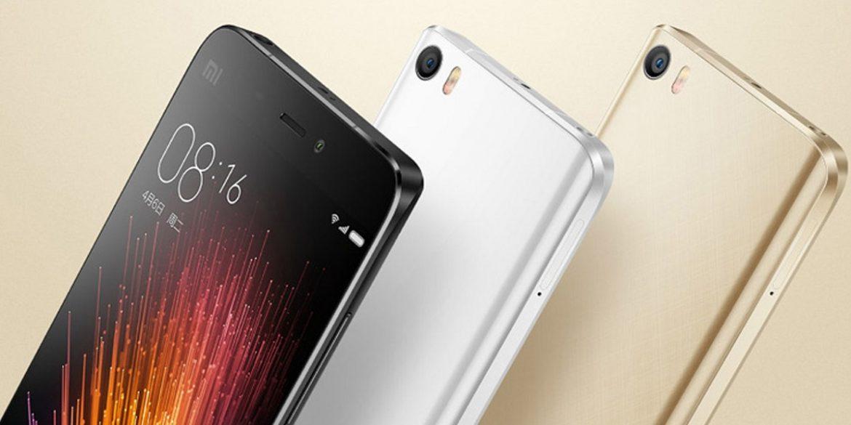 Portada Xiaomi mi5