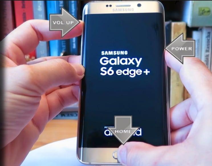 Cómo hacer un Hard Reset en el Samsung Galaxy s7/s7 Edge