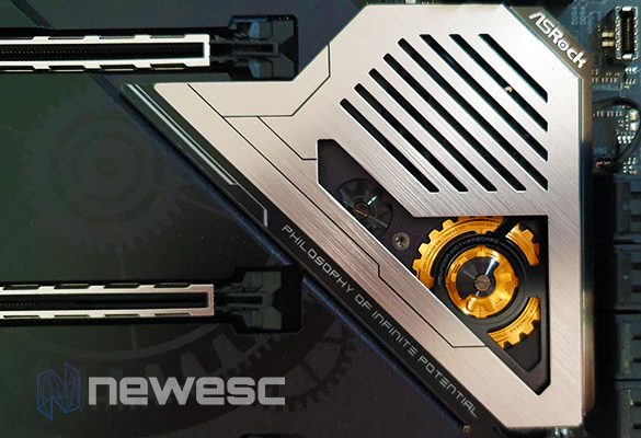 ASRock X570 TAICHI, Review en Español