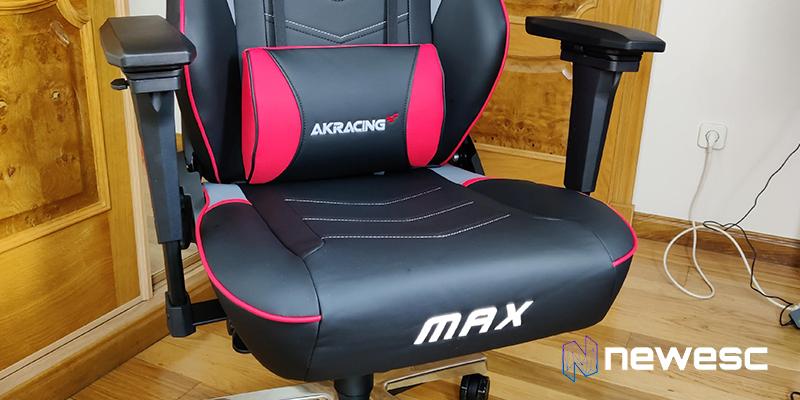AKRacing MAX Asiento 1