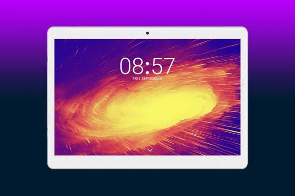 ALLDOCUBE M5X tablet china wallpaper