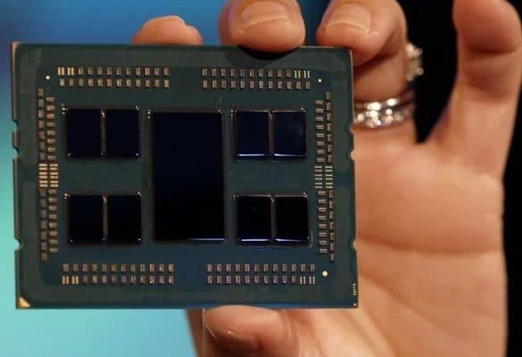 AMD EPYC Rome