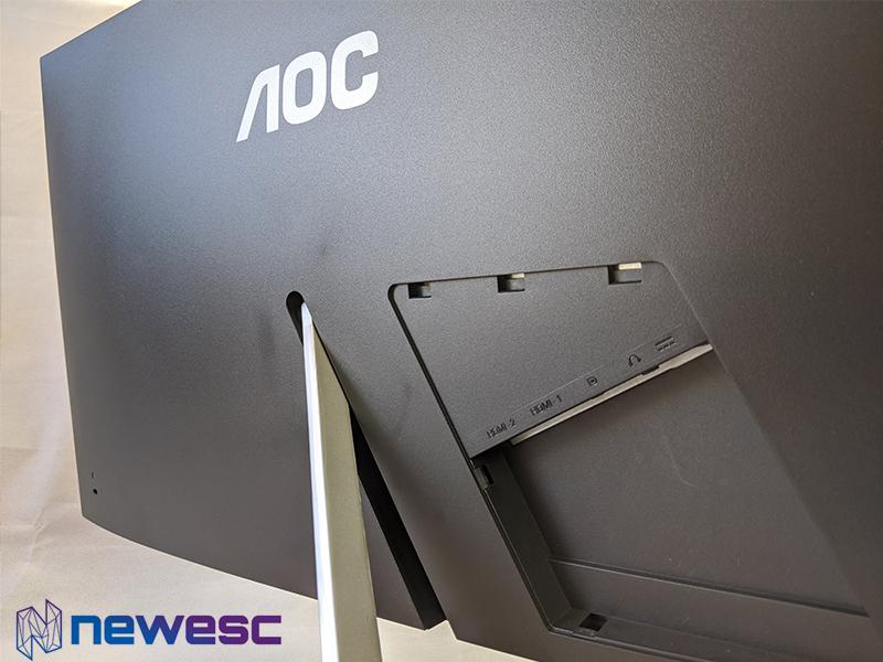 AOC Q27T1 Conectividad