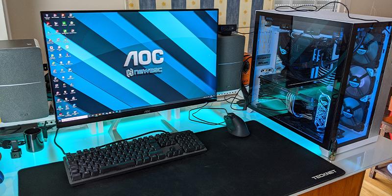 AOC Q27T1 Setup 2