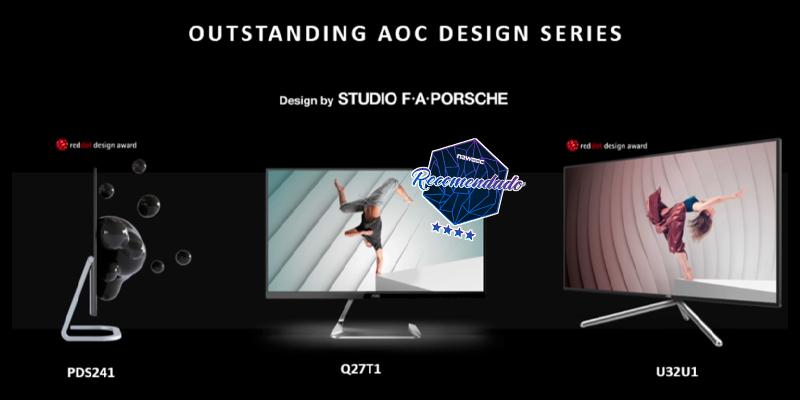 AOC and Porsche Design