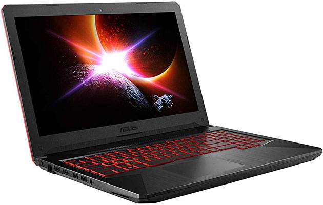 ASUS FX504GD-DM473 portátil gaming