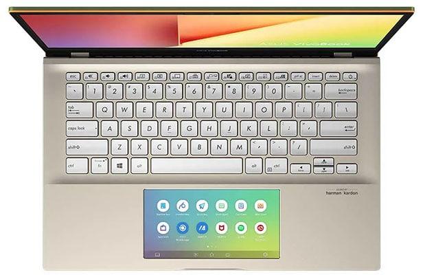 ASUS VivoBook dos pantallas