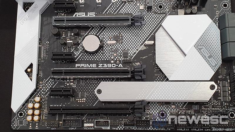 ASUS Z390 Prime A PCIe
