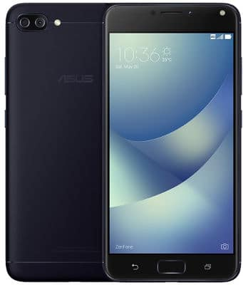 ASUS Zenfone 4 Max movil chino
