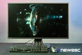 ASUS TUF Gaming VG279QM Cabecera