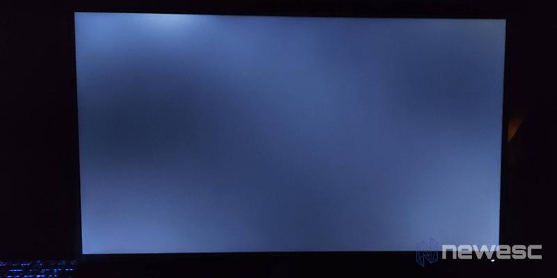 ASUS TUF Gaming VG279QM Pantalla Oscuridad