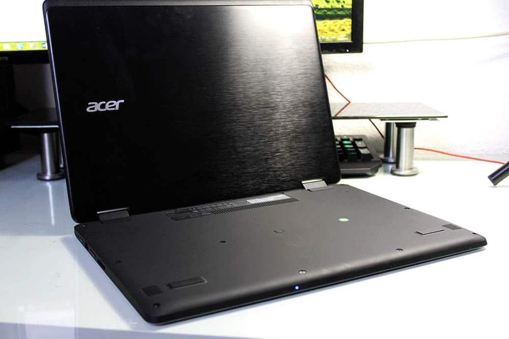 Acer Aspire R 14 carcaça traseira