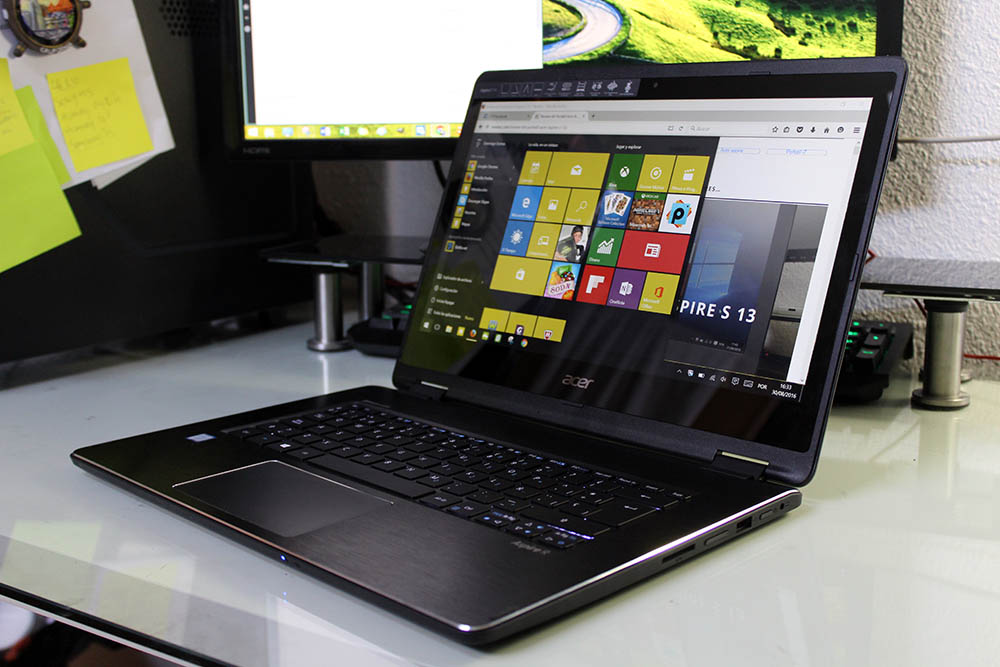 Acer Aspire R 14 pantalla