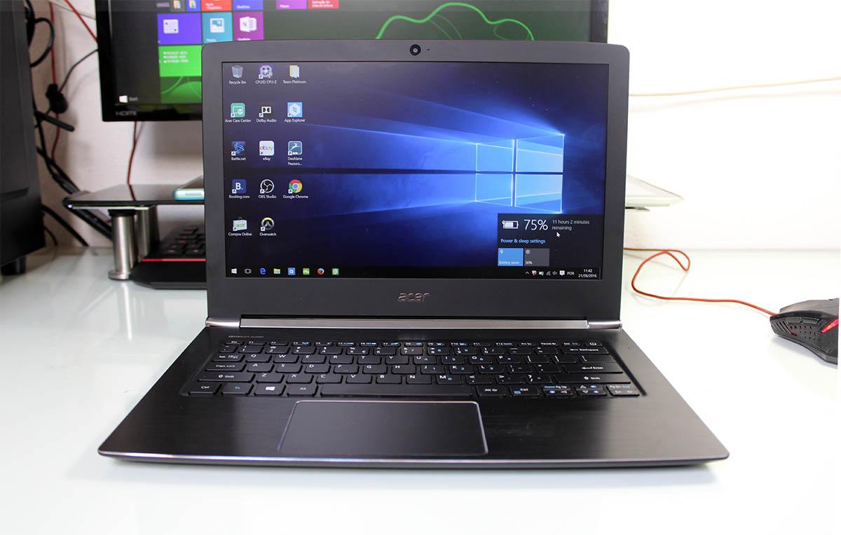 Acer Aspire S 13 Bateria