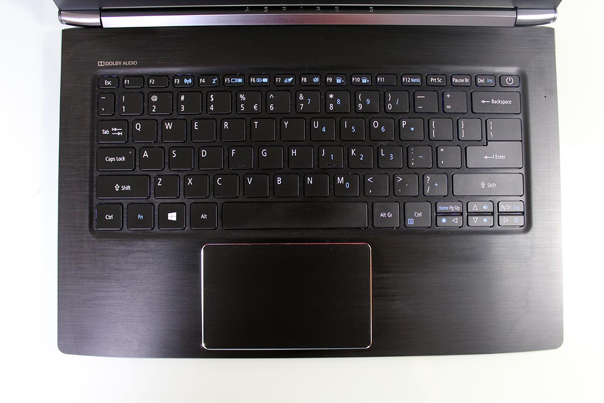 Acer Aspire S 13 chasis