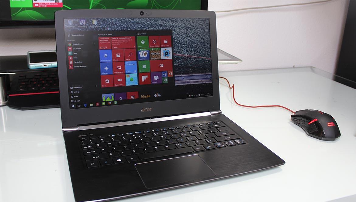 Acer Aspire S 13 ultrabook