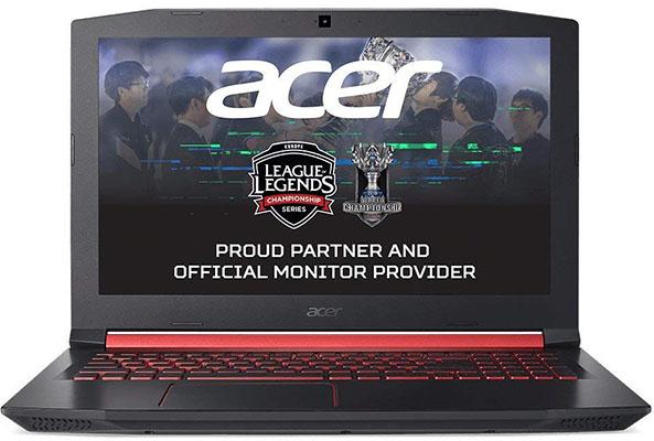 Acer Nitro 5 con GTX 1050