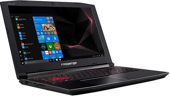 Acer Predator Helios 300 GTX 1060