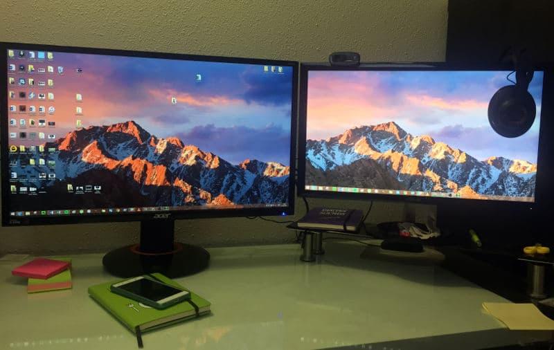 Acer Predator XB270HU comparativa