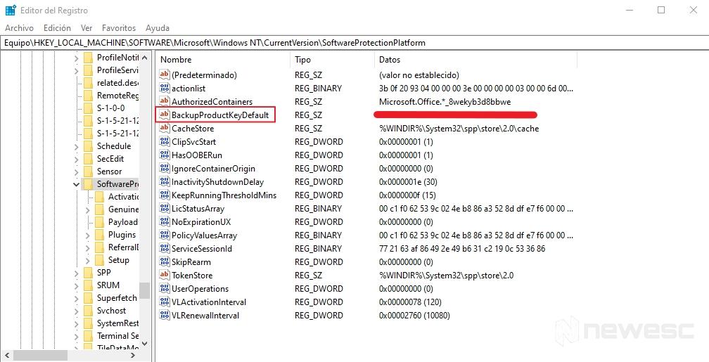 Activar windows 10 ver licencia