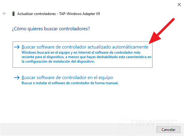 Actualizar drivers en Windows 10 con el Administrador de dispositivos 3