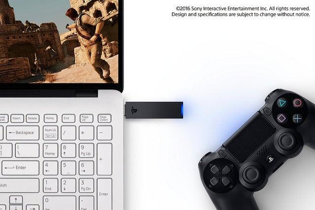 Adaptador para Mando de PS4
