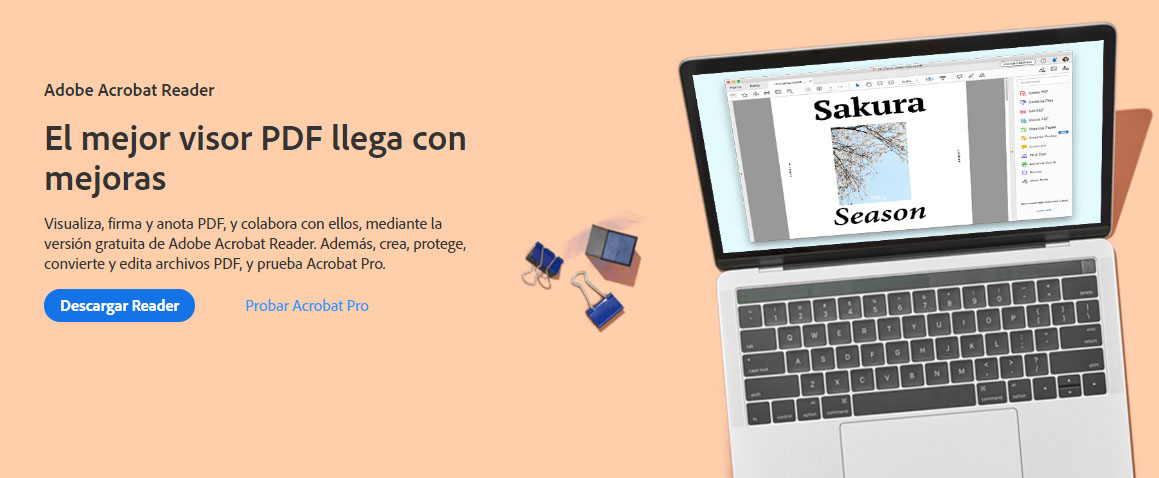 Adobe Acrobat Reader Editar PDF