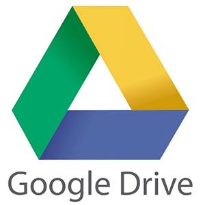 Almacenamiento online Google Drive