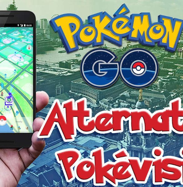 Alternativa a Pokevision