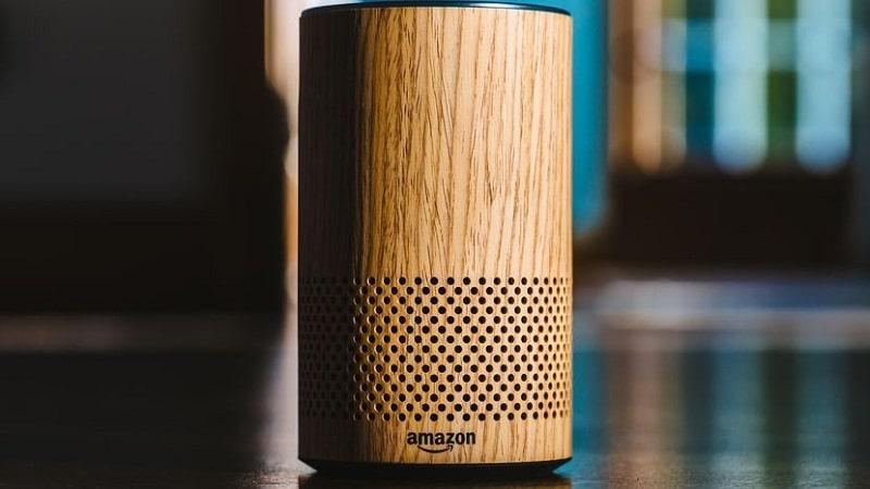 Amazon Echo Portada
