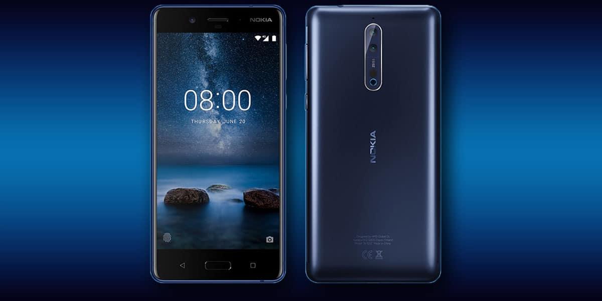 Análisis Al Nokia 8 Diseño Especificaciones Y Precio Newesc