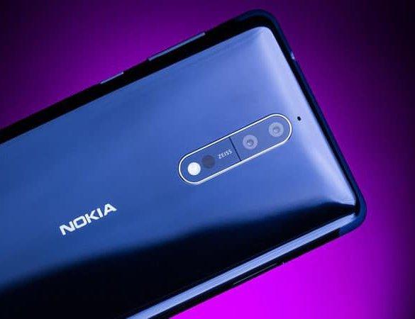 Análisis Nokia 8 cámara