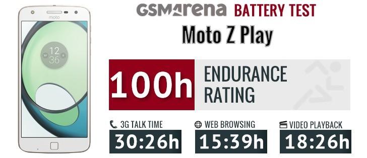 Analisis Moto Z Play Bateria