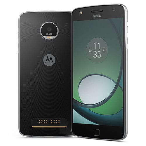 Analisis Moto Z Play diseño