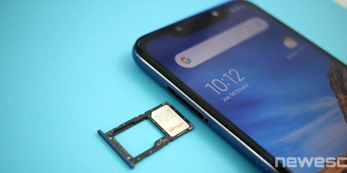 Analisis Pocophone F1 Dual SIM + tarjeta microSD