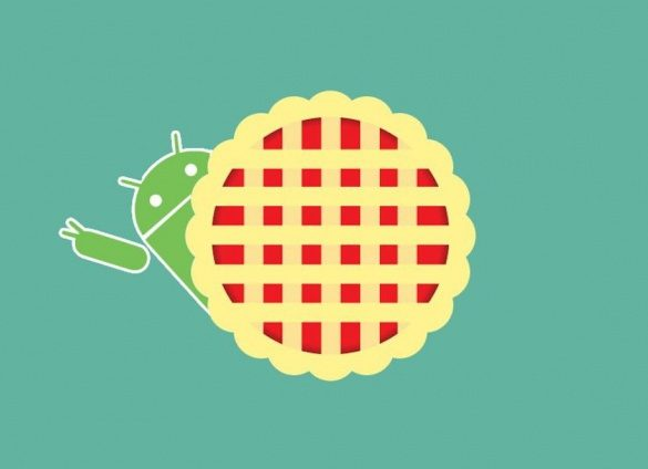 Android Pie Wallpaper